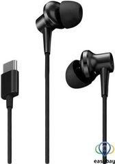 Xiaomi Mi In-Ear Headphones Pro Type-C Black