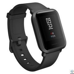 Amazfit Bip Smartwatch Black (UYG4021RT)