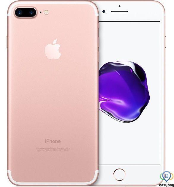 iphone 7 plus 128gb gold купить