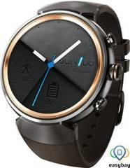 ASUS ZenWatch 3 Gun Rubber Brownish Grey (WI503Q-GR-BR)