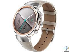 ASUS ZenWatch 3 Silver Leather Beige (WI503Q-SC-LB)