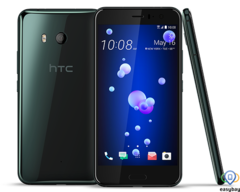 HTC U11 6/128GB Black (99HAMB123-00)