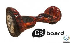 "Гироборд GoBoard BT Remote 10"" Fire"