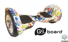 "Гироборд GoBoard BT Remote 10"" Colorful"