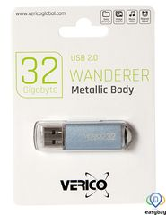 Verico USB 32Gb Wanderer SkyBlue