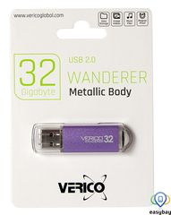Verico USB 32Gb Wanderer Purple