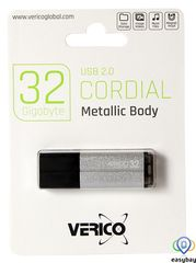 Verico USB 32Gb Cordial Gray
