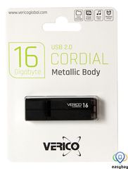 Verico USB 16Gb Cordial Black