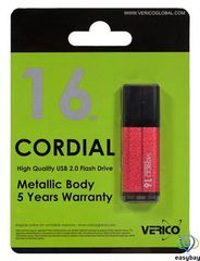 Verico USB 16Gb Cordial Red
