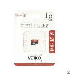Verico MicroSDHC 16GB Class 10 (card only)