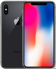 Apple iPhone X 64GB Space Gray (MQAC2) CPO Refurbished by Apple