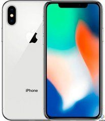 Apple iPhone X 64GB Silver (MQAD2) CPO Refurbished by Apple