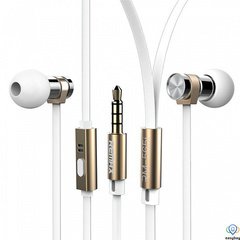 Наушники Remax RM-565i Earphone White