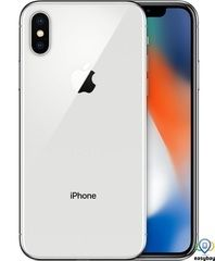 Apple iPhone X 256GB Silver (MQAG2) CPO Refurbished by Apple