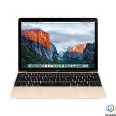 "Apple MacBook 12"" Gold (MLHE2) 2016 CPO Refurbished by Apple"