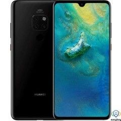 HUAWEI Mate 20 6/128GB Black Dual