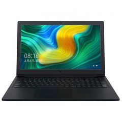 Xiaomi Mi Notebook Lite 15.6 Intel Core i3 4/128Gb Dark Gray