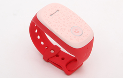 LG Kizon Smart Watch Pink (W105T)