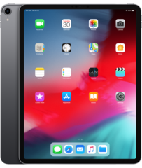 Apple iPad Pro 12.9 2018 Wi-Fi + Cellular 64GB Space Gray (MTHJ2, MTHN2)