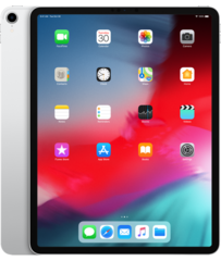 Apple iPad Pro 12.9 2018 Wi-Fi + Cellular 64GB Silver (MTHP2, MTHU2)