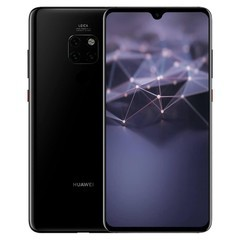 HUAWEI Mate 20 6/64GB Black Dual