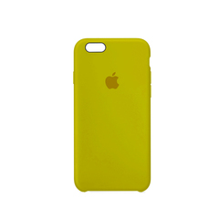 Чехол Silicone case for iPhone 6/6S flash