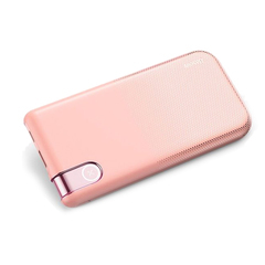 Power Bank BASEUS PREMIUM Thin Version Wireless Charge 10 000 mAh (Беспроводной) Pink
