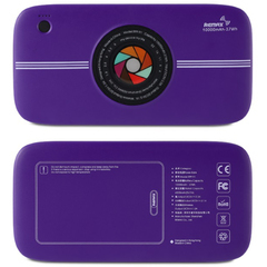 Power Bank Remax Camera Wireless 10 000 mAh RPP-91 (Беспроводной) Purple