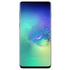 Samsung Galaxy S10 SM-G973 DS 128GB Green (SM-G973FZGD) + sd card 128 gb