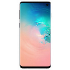 Samsung Galaxy S10 SM-G973 DS 128GB White (SM-G973FZWD)