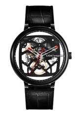 Xiaomi CIGA Design Creative Leather Strap Automatic Mechanical Black
