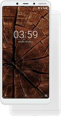 Nokia 3.1 Plus 3/32Gb DS White (11ROOD01A10)