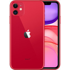 Apple iPhone 11 64GB Dual Sim Product Red (MWN22)