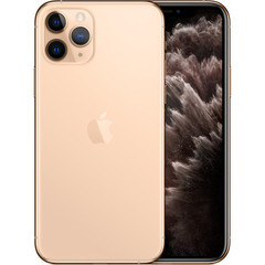 Apple iPhone 11 Pro 256GB Dual Sim Gold (MWDG2)
