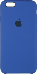 Чехол Silicone case for iPhone 6/6S Blue