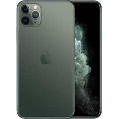 Apple iPhone 11 Pro 256GB Dual Sim Midnight Green (MWDH2)