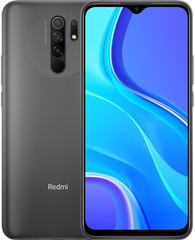 Xiaomi Redmi 9 4/64GB Grey NFC EU